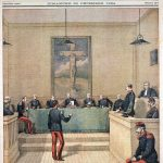 Alfred Dreyfus found guilty