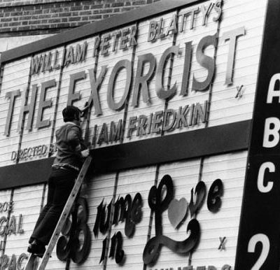 26th December 1973: Horror film The Exorcist first released in cinemas