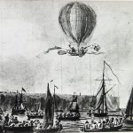 First aerial crossing of the English Channel