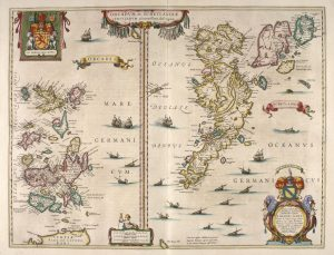 Shetland and Orkney become Scottish