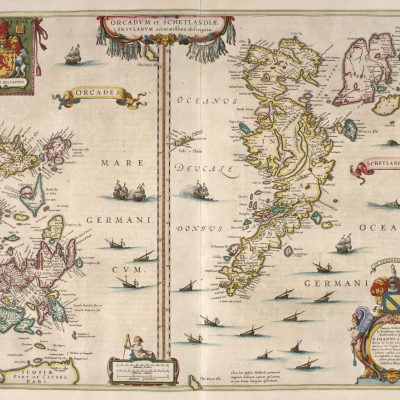 20th February 1472: Orkney and Shetland Isles given to Scotland as a wedding dowry