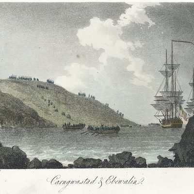 22nd February 1797: The last invasion of Britain takes place, leading to the Battle of Fishguard