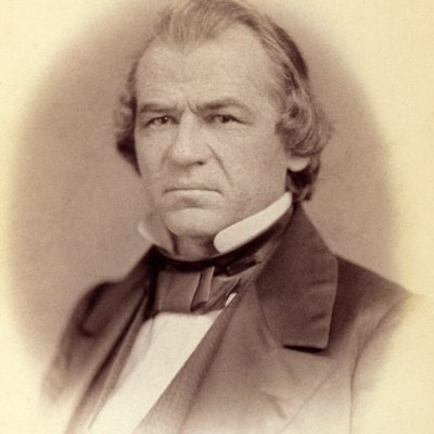 24th February 1868: US President Andrew Johnson impeached for defying the Tenure of Office Act