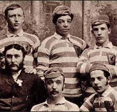 12th March 1881: Andrew Watson becomes the world's first black international football player