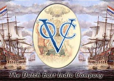 20th March 1602: The Dutch East India Company established
