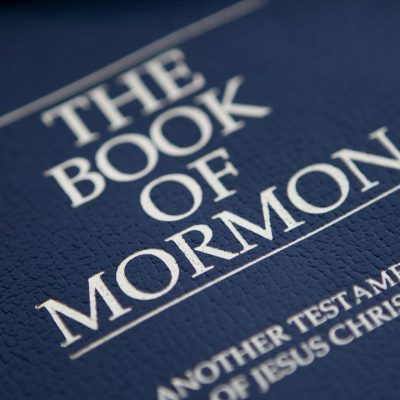 26th March 1830: The Book of Mormon first went on sale at E. B. Grandin's book store