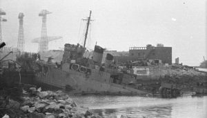 St. Nazaire, Operation Chariot