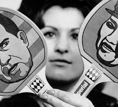 10th April 1971: US table tennis team ushers in ping pong diplomacy