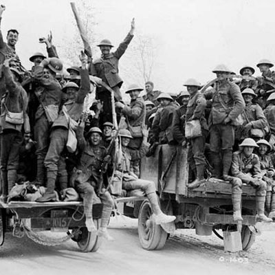 12th April 1917: The Canadian Corps successfully capture Vimy Ridge