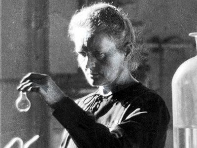 20th April 1902: Marie and Pierre Curie prove the existence of radium