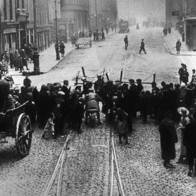 24th April 1916: The Easter Rising begins in Dublin