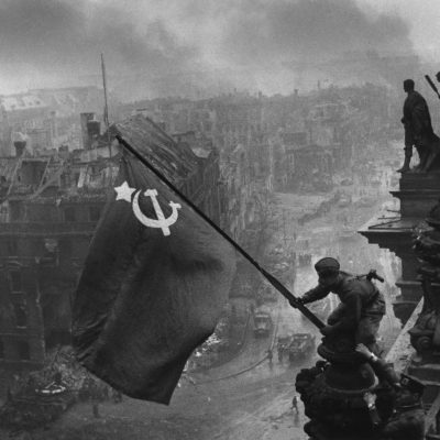 2nd May 1945: The Battle of Berlin ends with the German surrender to the USSR