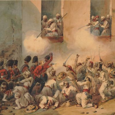 10th May 1857: The start of the Indian Mutiny (First War of Indian Independence)