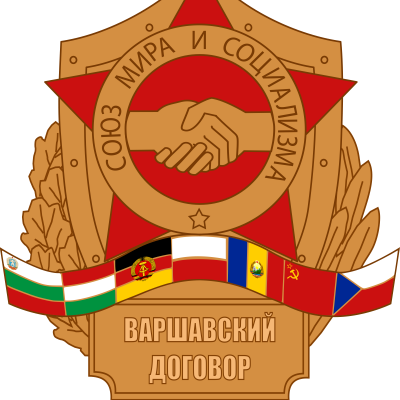 14th May 1955: The establishment of the Warsaw Pact