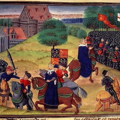 30th May 1381: Outbreak of the Peasants' Revolt in England