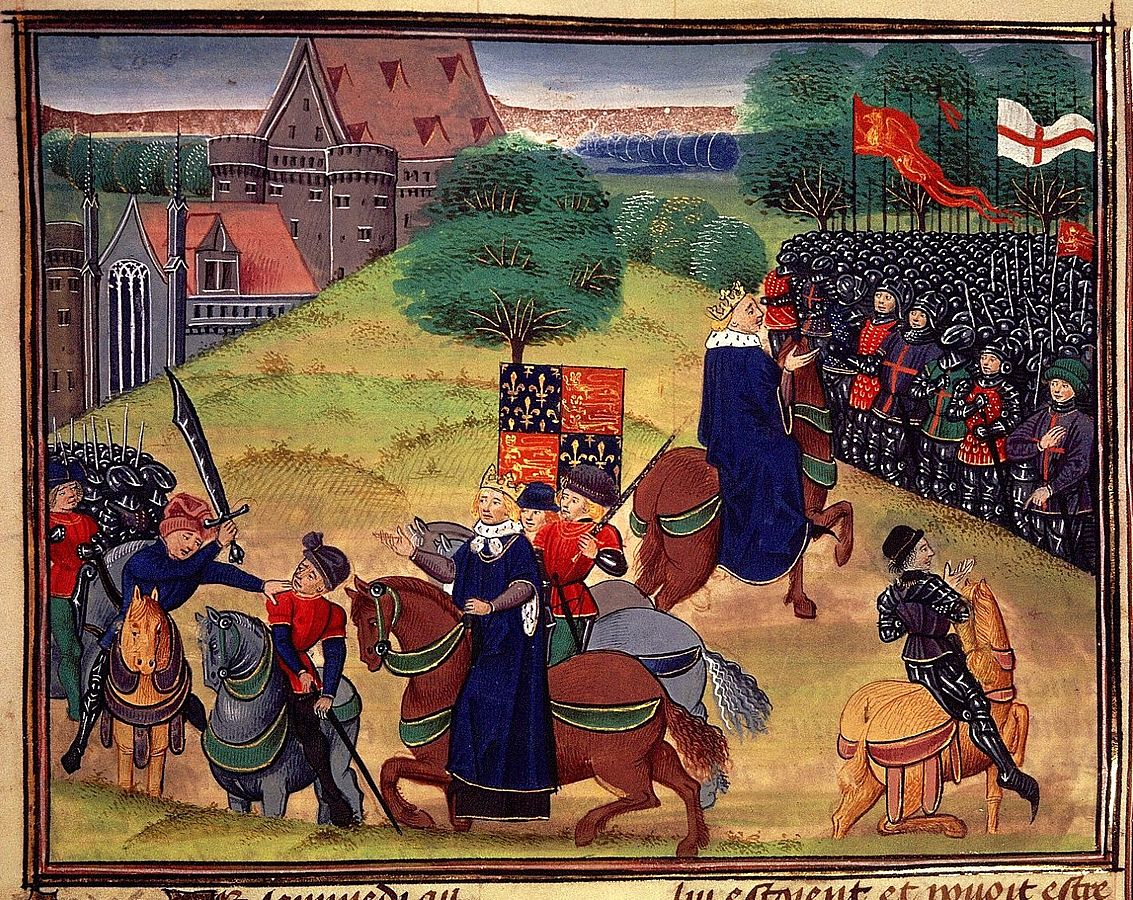 30th May 1381: Outbreak of the Peasants' Revolt in England | HistoryPod