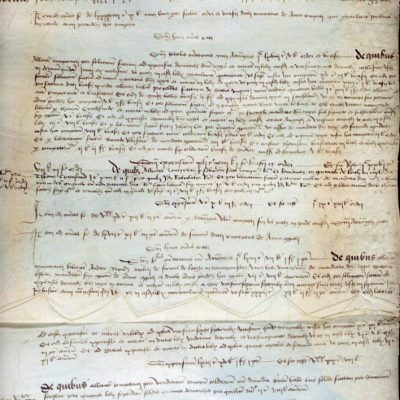 1st June 1495: First written reference to Scotch whisky (distilled at @LindoresAbbey)