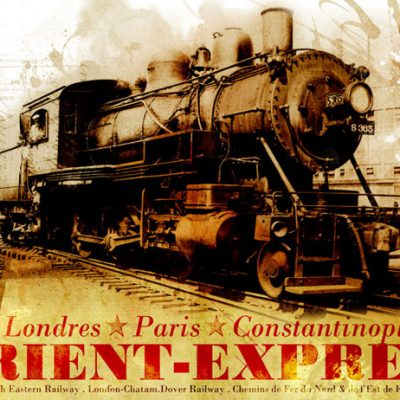 5th June 1883: First Orient Express train departs Paris