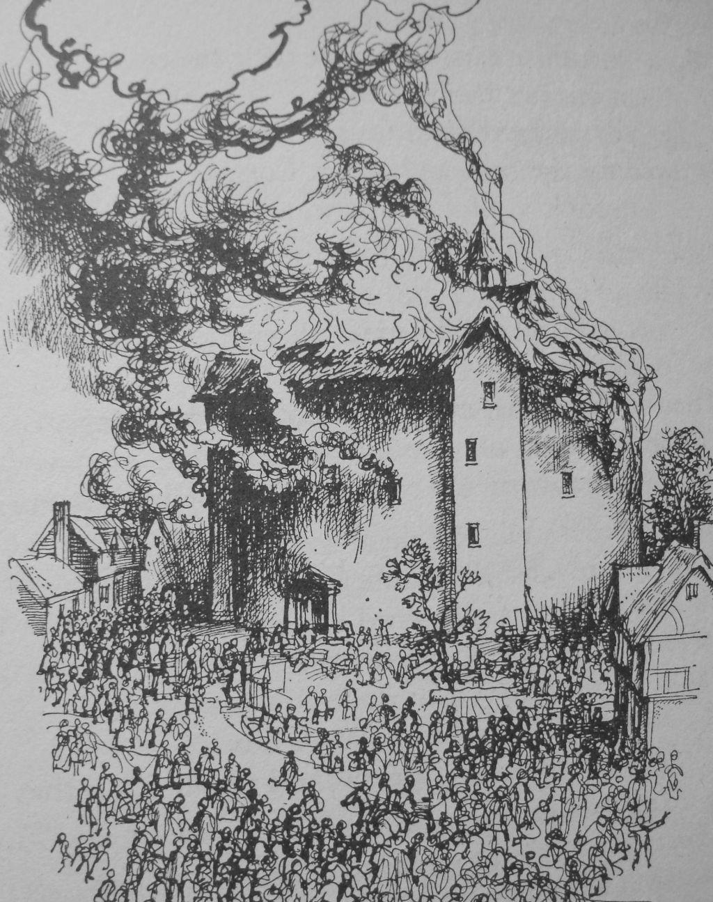 29th June 1613: The Globe Theatre in London burns to the ground   HistoryPod