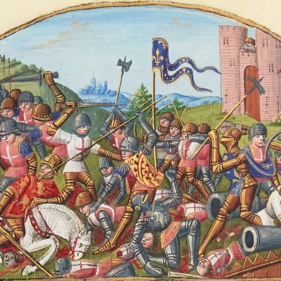 17th July 1453: The Battle of Castillon, widely accepted as last conflict of the Hundred Years' War