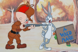 Bugs Bunny in A Wild Hare