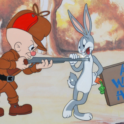 27th July 1940: Bugs Bunny makes his cartoon debut in A Wild Hare