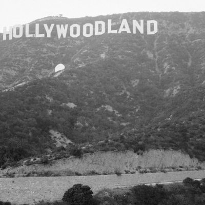 18th September 1932: Actress Peg Entwistle's body found after jumping from the Hollywood sign