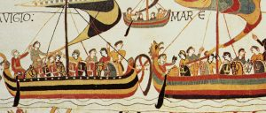 William of Normandy lands in England