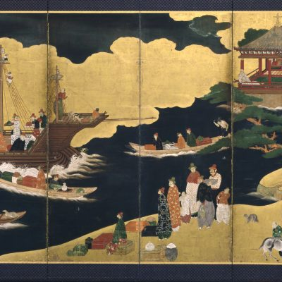 18th October 1565: European and Japanese naval forces fight for the first time