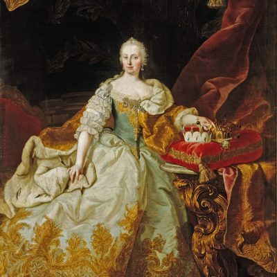 20th October 1740: Maria Theresa inherits the Austrian throne