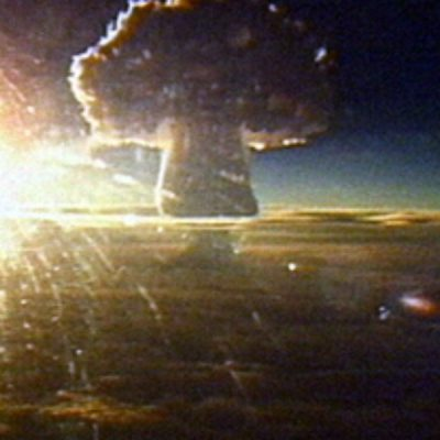 30th October 1961: The Tsar Bomba detonated by the USSR