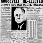 Roosevelt's third term