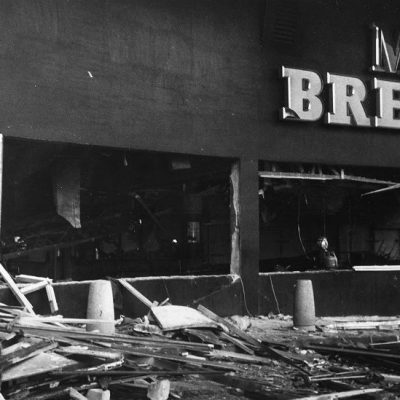 21st November 1974: The Birmingham pub bombings kill 21 people and injure 182