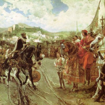 25th November 1491: The Treaty of Granada ends Islamic rule on the Iberian Peninsula