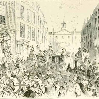 27th November 1809: The Berners Street hoax causes chaos in central London
