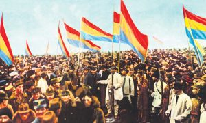 National Assembly of Romanians of Transylvania and Hungary in Alba Iulia