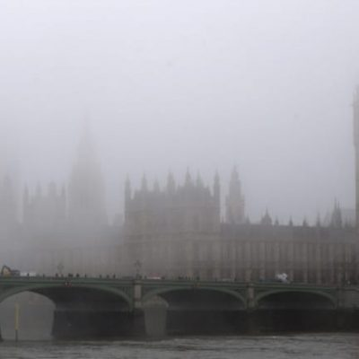 5th December 1952: The Great Smog descends on London and last for four days