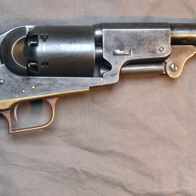 4th January 1847: Samuel Colt receives the first government order for his firearms