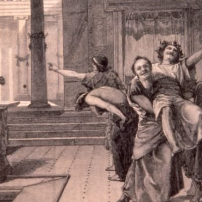 17th December 497 BCE: The first Saturnalia festival celebrated in ancient Rome