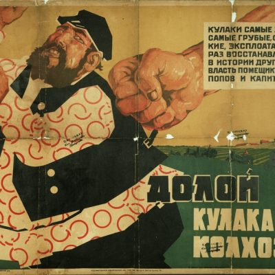 27th December 1929: Stalin calls for the 'liquidation of the kulaks as a class'