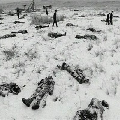 29th December 1890: Lakota Sioux massacred at Wounded Knee