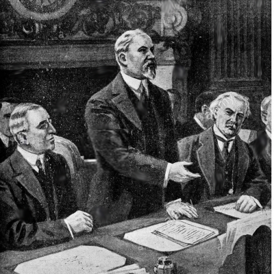 18th January 1919: The Paris Peace Conference begins