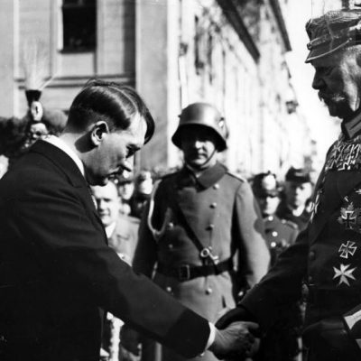 30th January 1933: Adolf Hitler appointed Chancellor of Germany