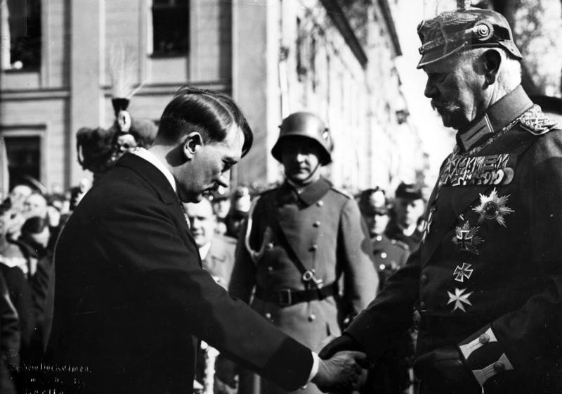 30th January 1933: Adolf Hitler appointed Chancellor of Germany | HistoryPod