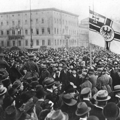 13th March 1920: Start of the Kapp Putsch in Berlin