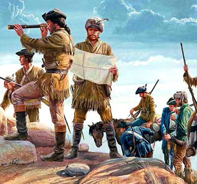 23rd March 1806: The Lewis and Clark Expedition begins its return journey