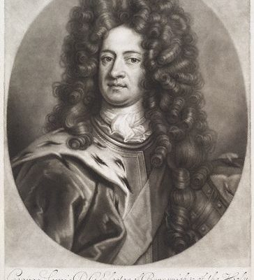 1st August 1714: George, Elector of Hanover, becomes King George I of Great Britain