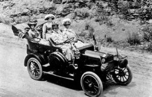 Alice Ramsey first transcontinental car journey
