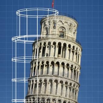 9th August 1173: Construction begins on the Leaning Tower of Pisa