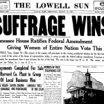 Ratification of 19th Amendment